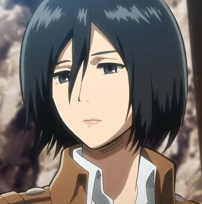 Merciless World is listed (or ranked) 2 on the list The Best Mikasa Ackerman Quotes