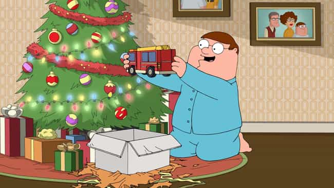 Don't Be a Dickens at Ch... is listed (or ranked) 3 on the list The Best Holiday Episodes On Family Guy