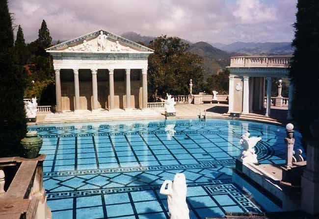 People Considered It An ... is listed (or ranked) 4 on the list The Golden Age, History, And Secrets Of Hearst Castle, Hollywood's Party Pad