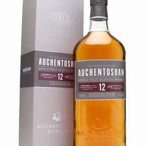 Auchentoshan is listed (or ranked) 25 on the list The Best Scotch Brands