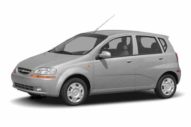 Chevrolet Aveo5 is listed (or ranked) 2 on the list List of Popular Chevrolet Hatchbacks
