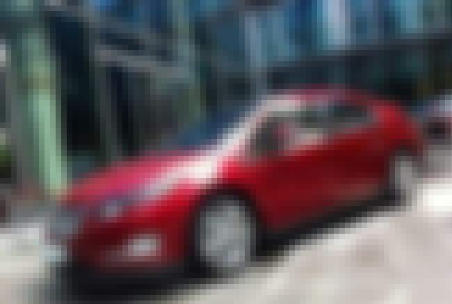Chevrolet Volt LT is listed (or ranked) 4 on the list List of Popular Chevrolet Hatchbacks
