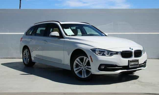 BMW 330i xDrive Wagon is listed (or ranked) 1 on the list List of Popular BMW Wagons