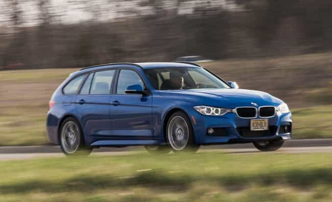 BMW 328d xDrive Wagon is listed (or ranked) 2 on the list List of Popular BMW Wagons