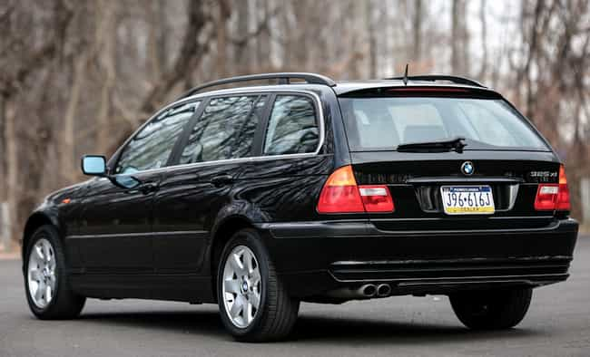 BMW 325xi Wagon is listed (or ranked) 3 on the list List of Popular BMW Wagons