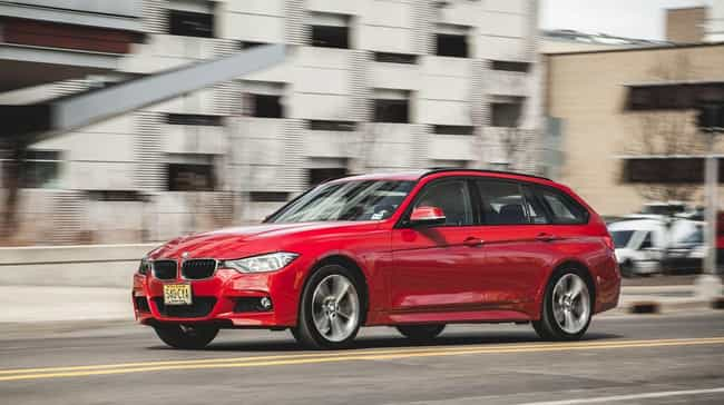 BMW 328i xDrive Wagon is listed (or ranked) 4 on the list List of Popular BMW Wagons