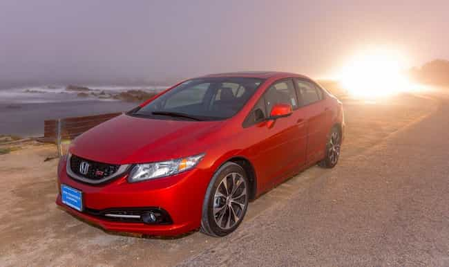 Honda Civic Si is listed (or ranked) 1 on the list List of Popular Honda Sedans