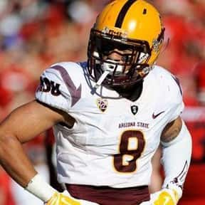D.J. Foster is listed (or ranked) 6 on the list The Best Arizona State Sun Devils Running Backs of All Time