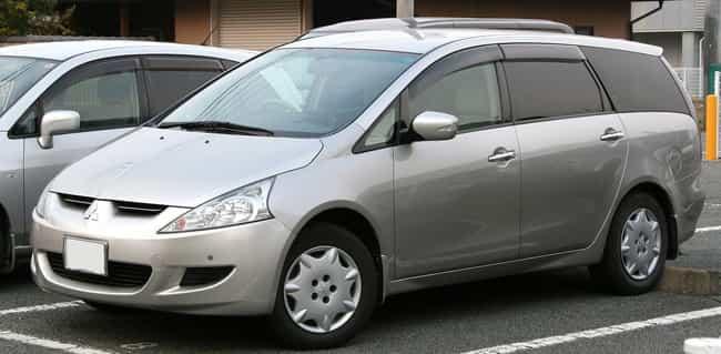 Mitsubishi Grandis is listed (or ranked) 4 on the list List of Popular Mitsubishi Minivans