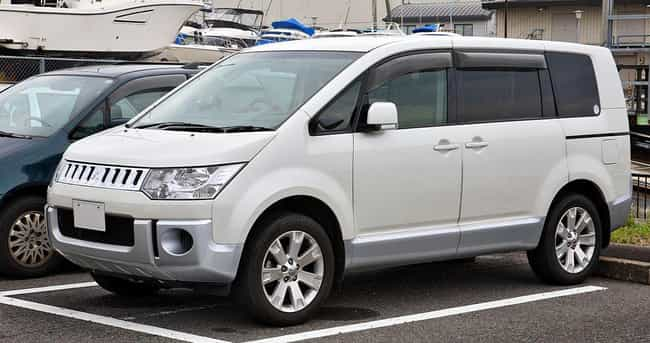 Mitsubishi Delica is listed (or ranked) 2 on the list List of Popular Mitsubishi Minivans