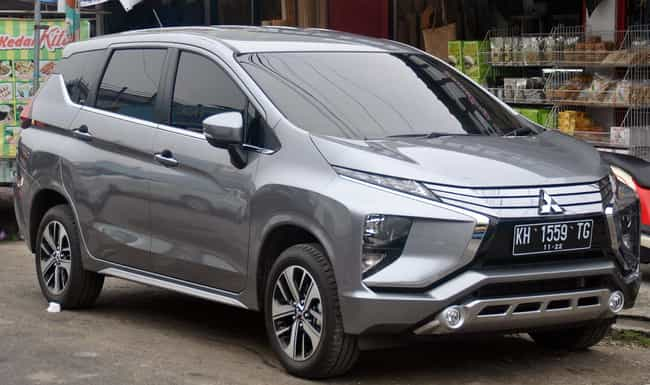 Mitsubishi Xpander is listed (or ranked) 1 on the list List of Popular Mitsubishi Minivans