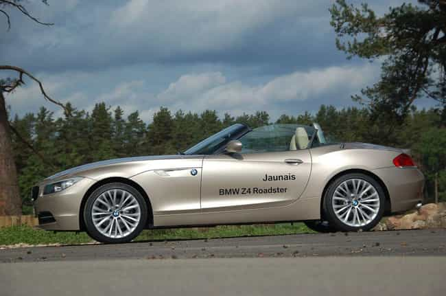Bmw Z4 Is Listed Or Ranked 4 On The List Of Por