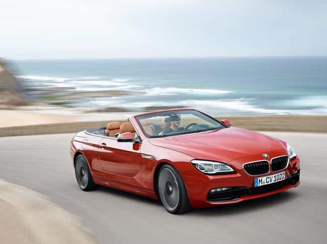 BMW 650i Convertible is listed (or ranked) 5 on the list List of Popular BMW Convertibles
