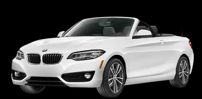 BMW 230i Convertible is listed (or ranked) 7 on the list List of Popular BMW Convertibles