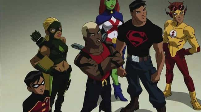 It's A Darker, More Mature Sho... is listed (or ranked) 4 on the list 12 Reasons Why 'Young Justice' Is Better Than 'Teen Titans'