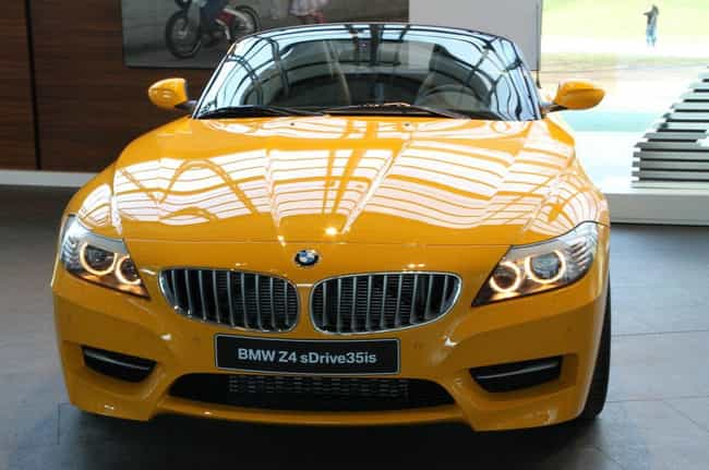 BMW Z4 sDrive35is is listed (or ranked) 8 on the list List of Popular BMW Convertibles
