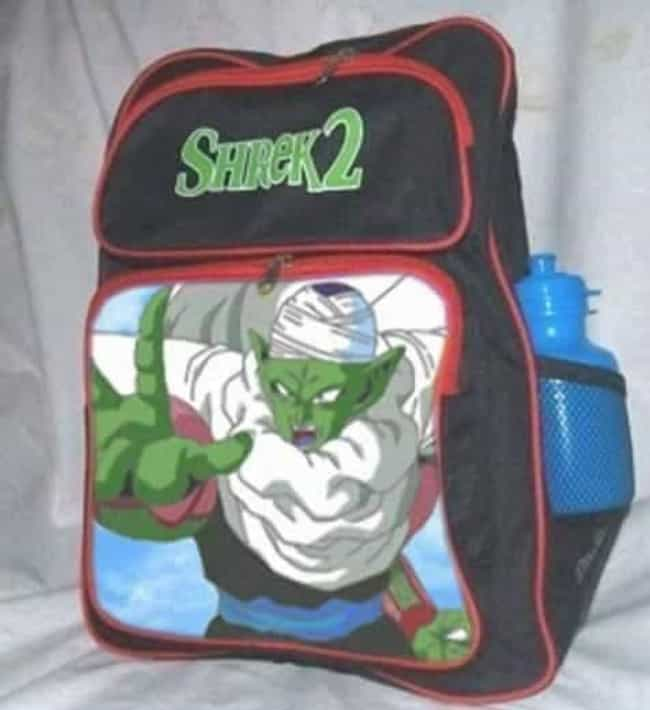Gonna Get His Swamp Back is listed (or ranked) 2 on the list Laughably Bad Bootleg Dragon Ball Z Merch