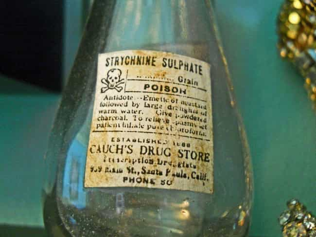 Strychnine Is Used To Manufact... is listed (or ranked) 4 on the list 14 LSD Myths and Urban Legends