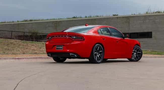 Dodge Charger R/T is listed (or ranked) 2 on the list List of Popular Dodge Sedans