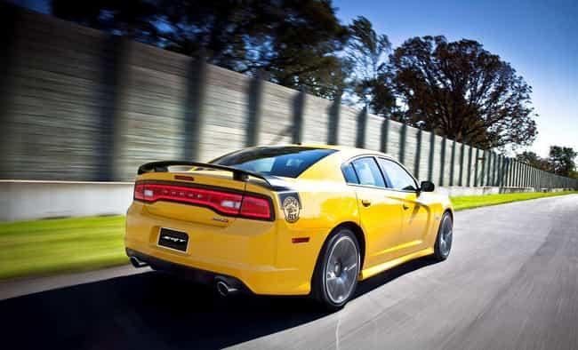 Dodge Charger SRT8 Super... is listed (or ranked) 4 on the list List of Popular Dodge Sedans