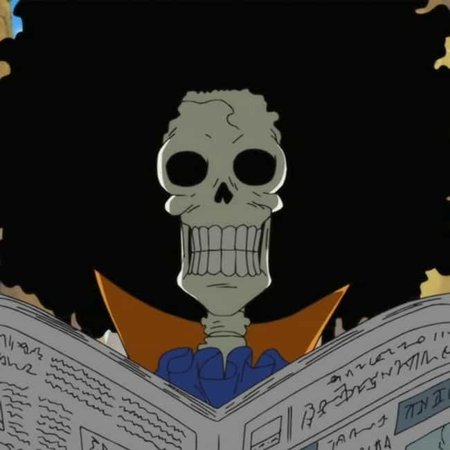 When You Give Up is listed (or ranked) 4 on the list The Best Brook Quotes from One Piece