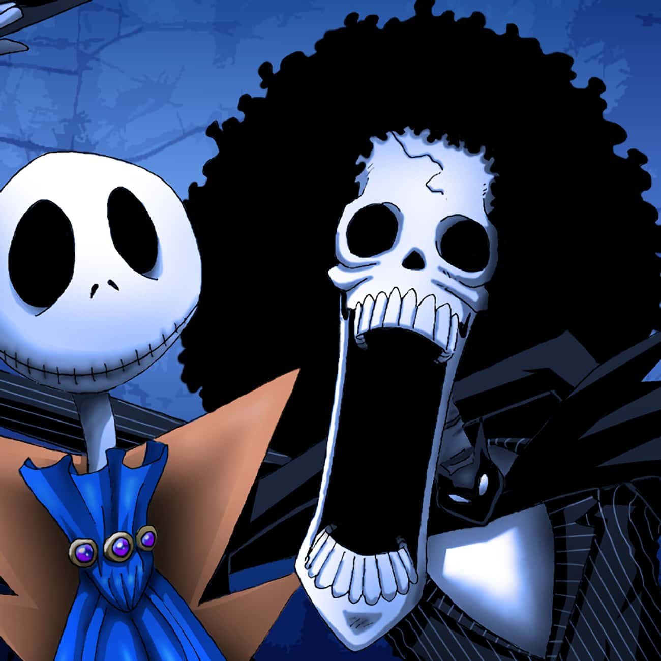 Yohohohoho! is listed (or ranked) 1 on the list The Best Brook Quotes from One Piece