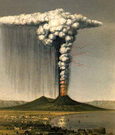 A Giant Cloud Blotted Out The  is listed (or ranked) 2 on the list What It Was Like To Die At Pompeii