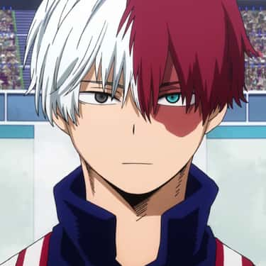 Never Forget Who You Want to B is listed (or ranked) 1 on the list The Best Shoto Todoroki Quotes