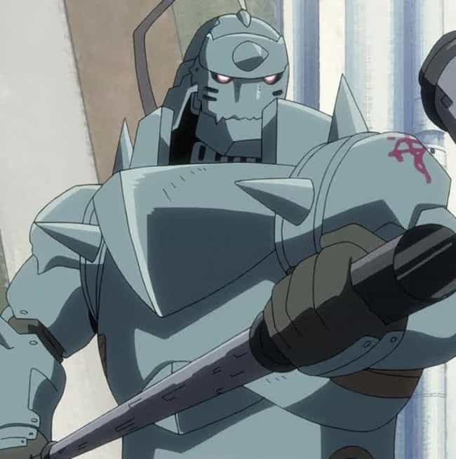 Talent All on Its Own is listed (or ranked) 3 on the list The Best Alphonse Elric Quotes