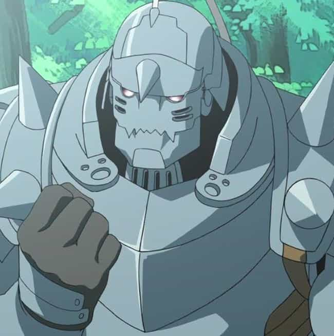 Some Memories Aren't Meant... is listed (or ranked) 3 on the list The Best Alphonse Elric Quotes