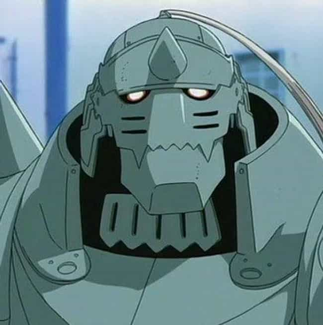 Made a Mistake is listed (or ranked) 4 on the list The Best Alphonse Elric Quotes