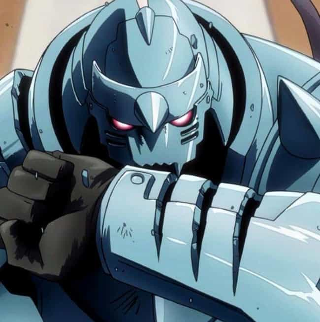 Law of Equivalent Exchange is listed (or ranked) 1 on the list The Best Alphonse Elric Quotes