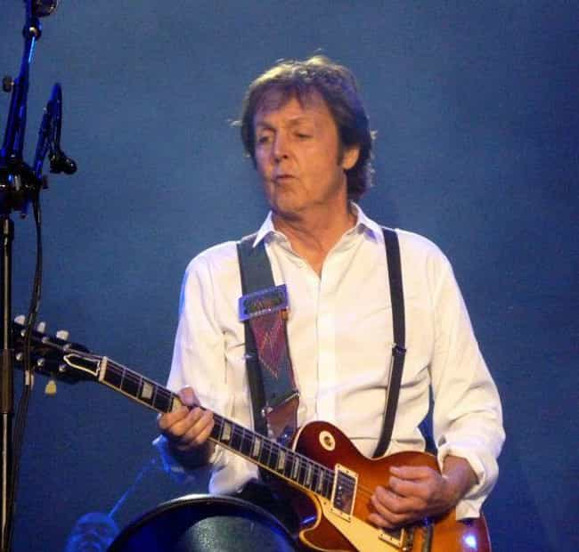 He Admitted He Tried To Sound ... is listed (or ranked) 3 on the list New Things About Paul McCartney, The Beatles, And Wings From His 2018 Interviews