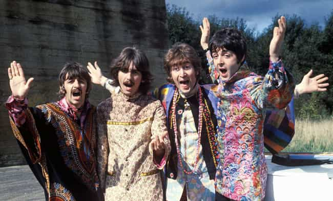 The Beatles Connection is listed (or ranked) 2 on the list 14 LSD Myths and Urban Legends