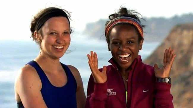 Amy DeJong Competed With... is listed (or ranked) 2 on the list The Worst Injuries From 'The Amazing Race'