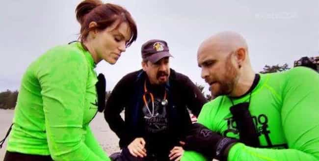 Shawn King Dislocated Hi... is listed (or ranked) 3 on the list The Worst Injuries From 'The Amazing Race'