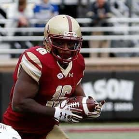 Davon Jones is listed (or ranked) 25 on the list The Best Boston College Eagles Running Backs of All Time
