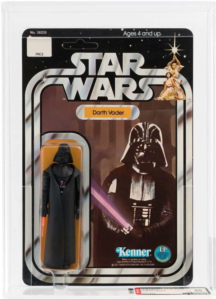 Darth Vader - $45,000