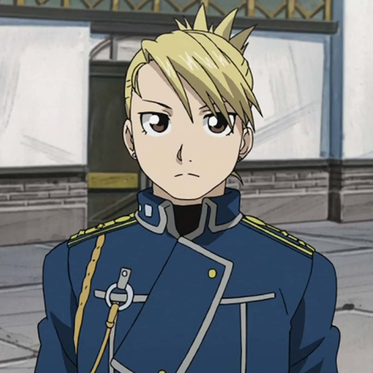 Heroes Are Mass Murderers is listed (or ranked) 2 on the list The Best Riza Hawkeye Quotes