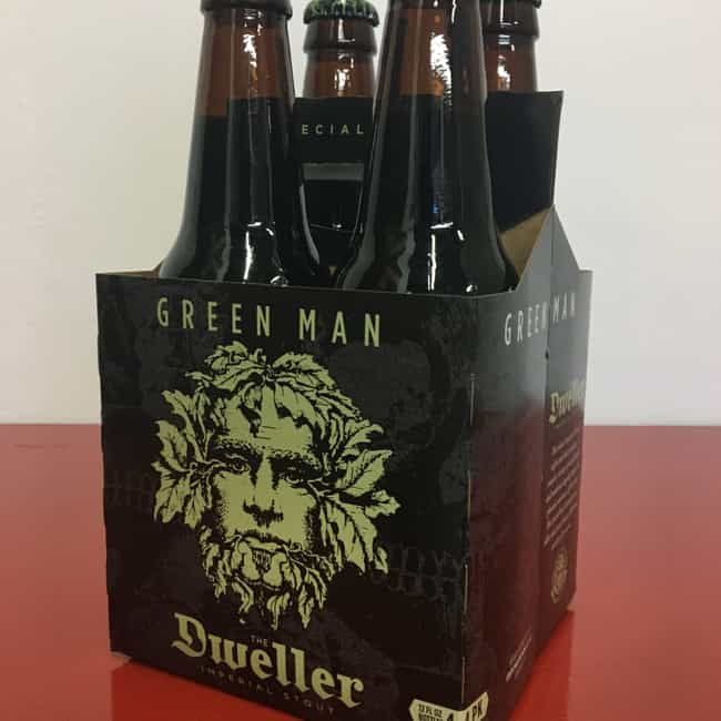 The Dweller Imperial Stout is listed (or ranked) 3 on the list The Best Asheville Beers, Ranked