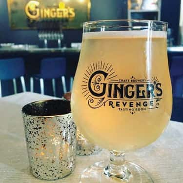 Ginger's Revenge Pear Rosemerr is listed (or ranked) 2 on the list The Best Asheville Beers, Ranked