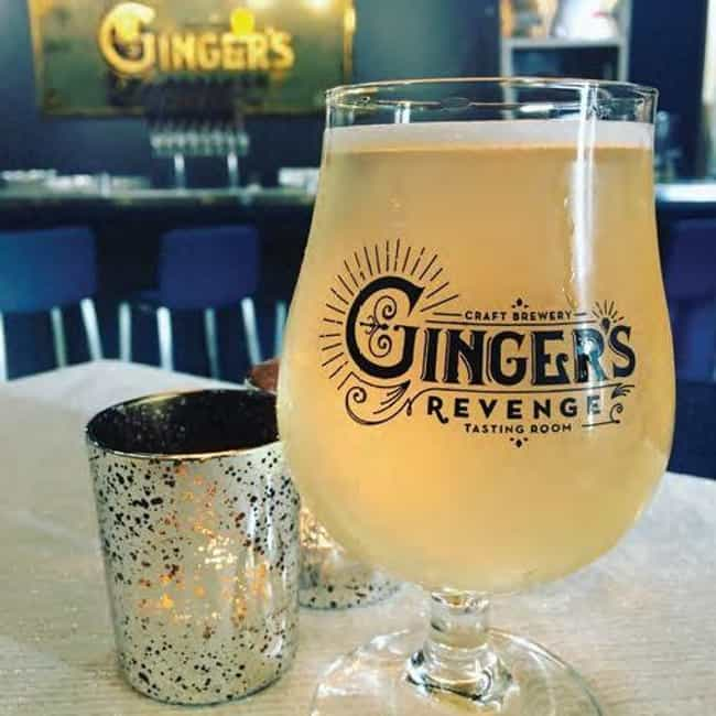 Ginger's Revenge Pear Ro... is listed (or ranked) 4 on the list The Best Asheville Beers, Ranked