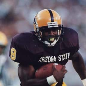 Terry Battle is listed (or ranked) 4 on the list The Best Arizona State Sun Devils Running Backs of All Time