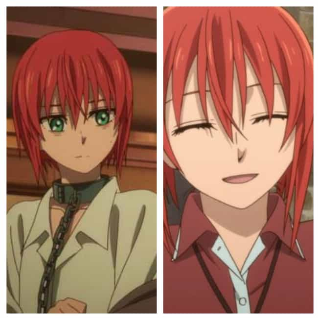Chise Hatori Gains Self-Esteem... is listed (or ranked) 4 on the list 14 Anime Characters With The Best Character Development