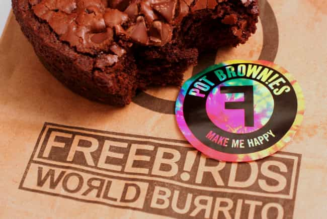 You Can Buy Pot Brownies... is listed (or ranked) 2 on the list 11 Weed Myths and Urban Legends, Ranked