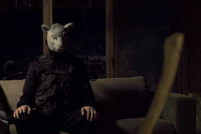 Thanksgiving - You're Next (20... is listed (or ranked) 3 on the list The Best Horror Movies To Watch On Every Holiday
