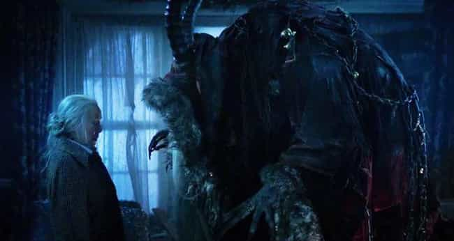 Christmas - Krampus (201... is listed (or ranked) 4 on the list The Best Horror Movies To Watch On Every Holiday
