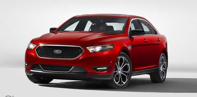 Ford Taurus SHO is listed (or ranked) 1 on the list List of Popular Ford Sedans
