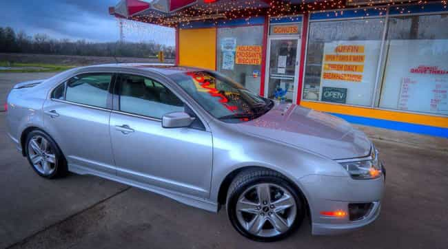 Ford Fusion SEL is listed (or ranked) 4 on the list List of Popular Ford Sedans