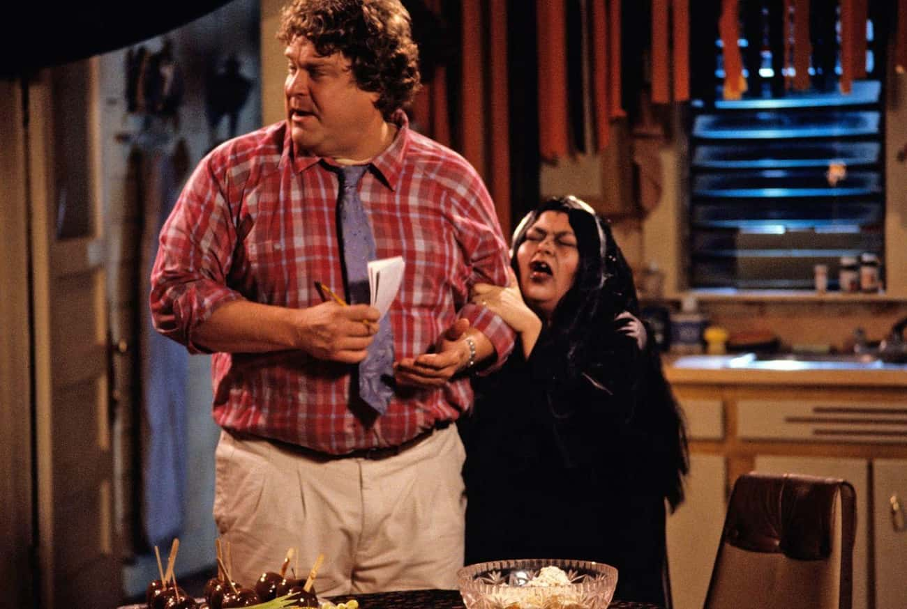 Roseanne - BOO! is listed (or ranked) 3 on the list The Best '90s Halloween Specials